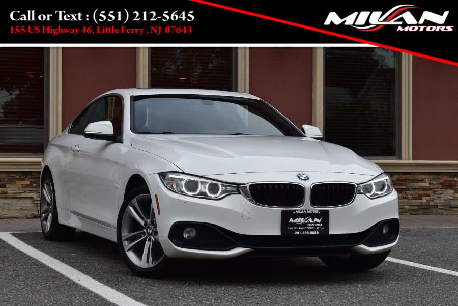 Used BMW 4 Series 430i xDrive Coupe SULEV 2017 | Milan Motors. Little Ferry , New Jersey
