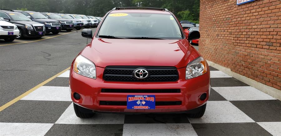 Used Toyota RAV4 4WD 4dr 4-cyl 2007 | National Auto Brokers, Inc.. Waterbury, Connecticut