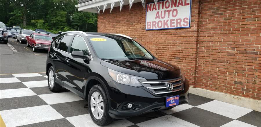 Used Honda CR-V AWD 5dr EX-L 2014 | National Auto Brokers, Inc.. Waterbury, Connecticut