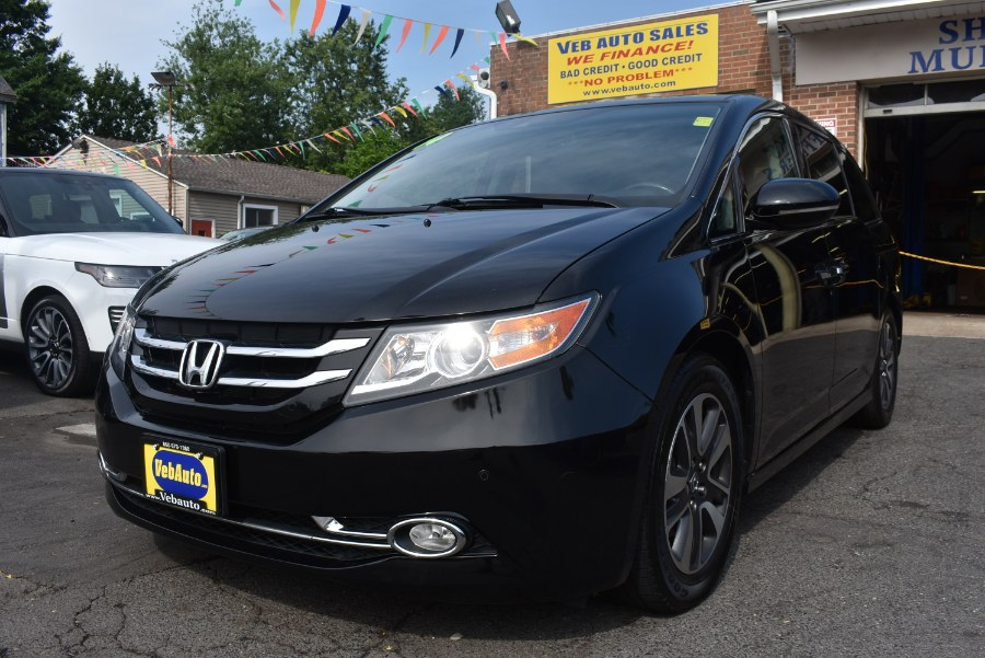 Used Honda Odyssey 5dr Touring 2014 | VEB Auto Sales. Hartford, Connecticut