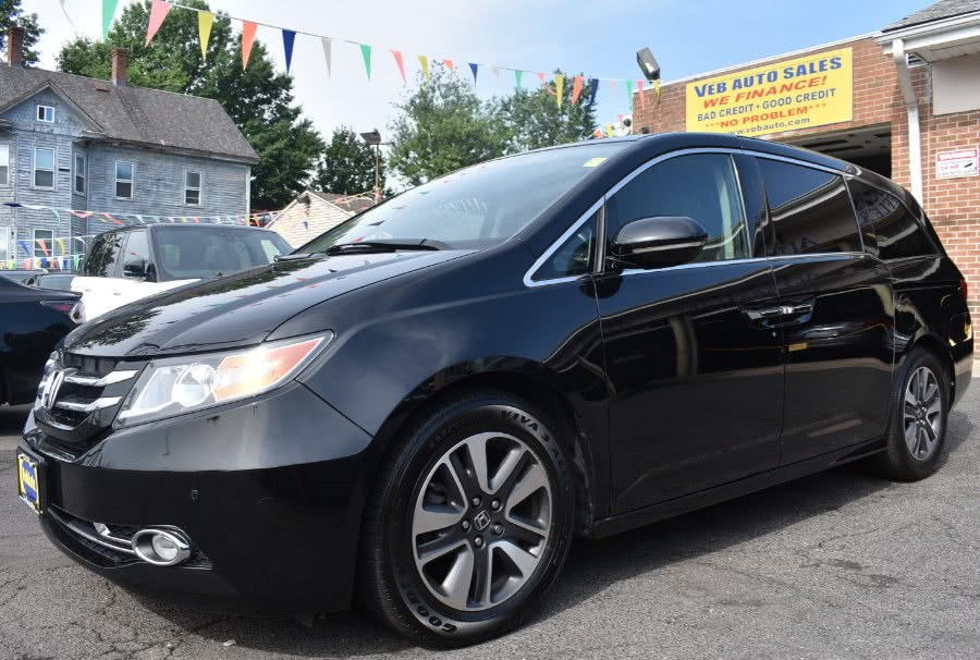 Used 2014 Honda Odyssey in Hartford, Connecticut | VEB Auto Sales. Hartford, Connecticut