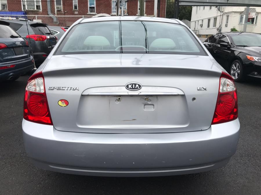 2005 Kia Spectra 4dr Sdn LX Auto, available for sale in Jamaica, New York | Sunrise Autoland. Jamaica, New York