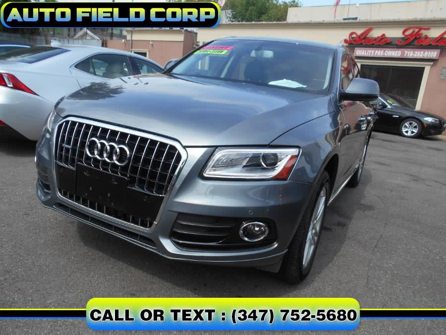 Used 2016 Audi Q5 in Jamaica, New York | Auto Field Corp. Jamaica, New York
