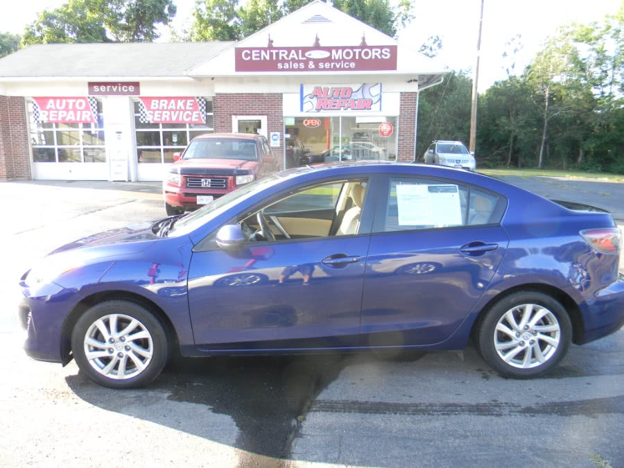 Used 2012 Mazda Mazda3 in Southborough, Massachusetts | M&M Vehicles Inc dba Central Motors. Southborough, Massachusetts