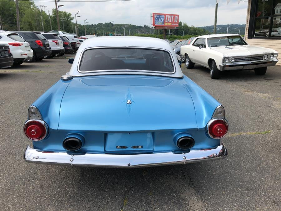 1955 Ford Thunderbird custom, available for sale in Waterbury, Connecticut | Tony's Auto Sales. Waterbury, Connecticut