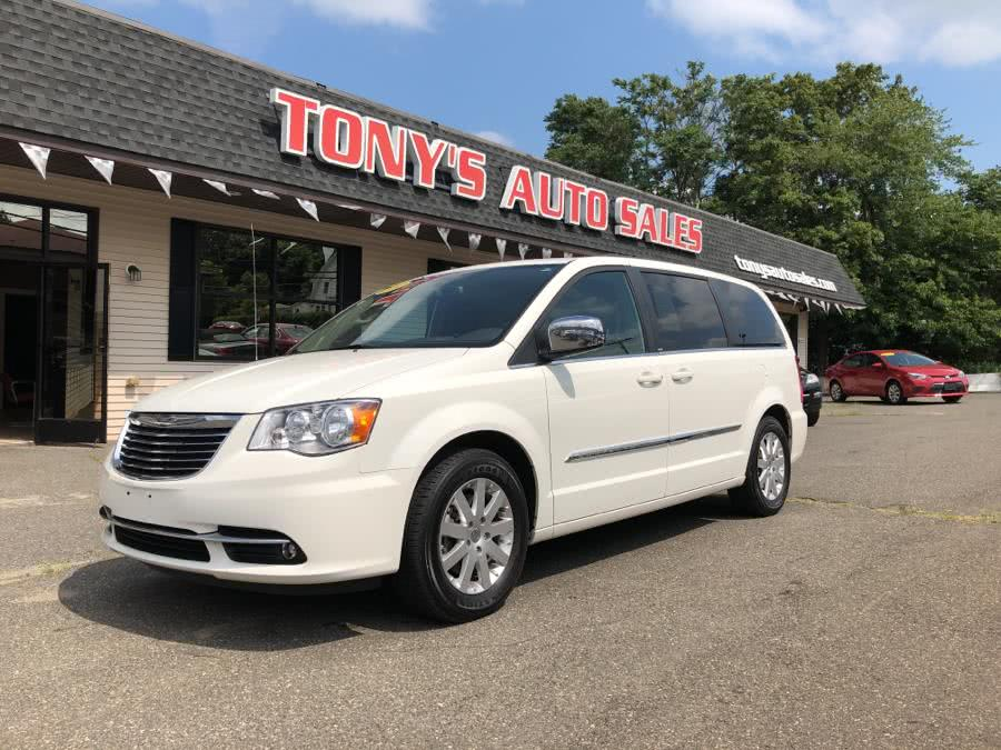 Used 2012 Chrysler Town & Country in Waterbury, Connecticut | Tony's Auto Sales. Waterbury, Connecticut