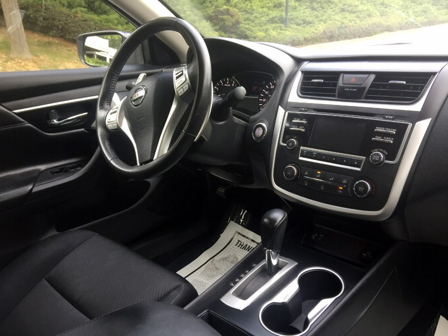 Used Nissan Altima SR 2016 | New Star Motors. Chelsea, Massachusetts