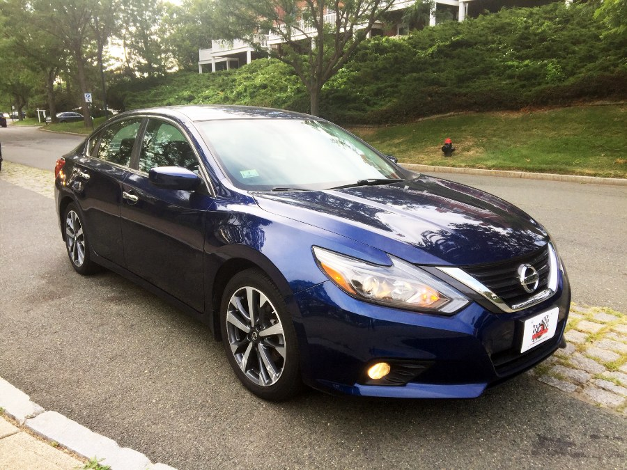 Used Nissan Altima SR 2016 | New Star Motors. Chelsea, Massachusetts