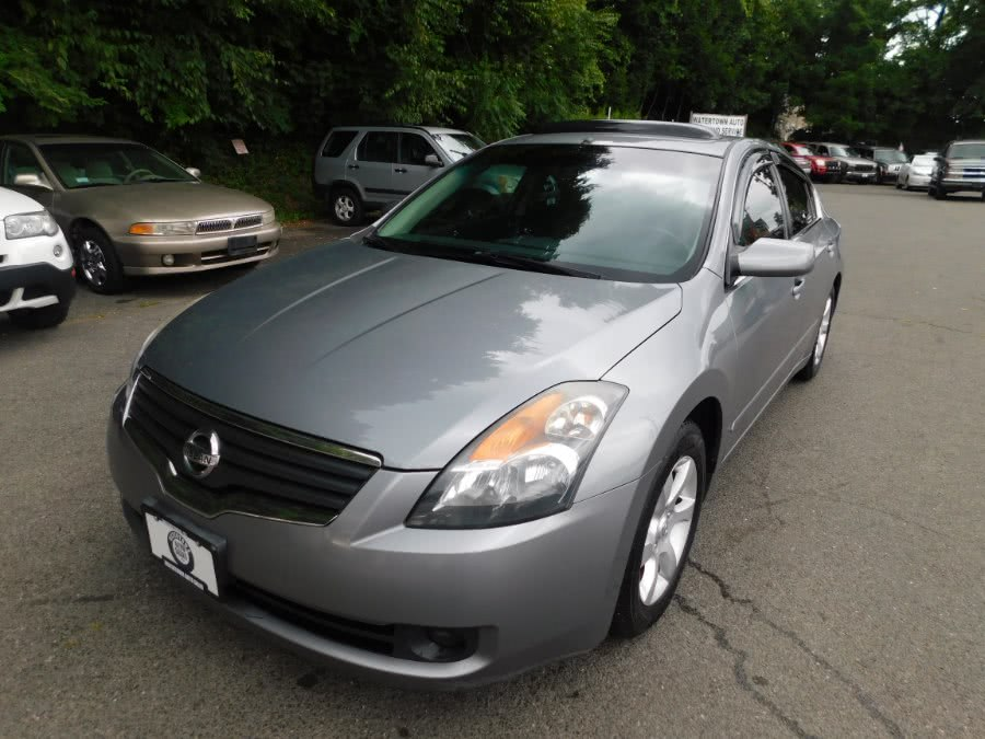 Used 2007 Nissan Altima in Watertown, Connecticut | Watertown Auto Sales. Watertown, Connecticut