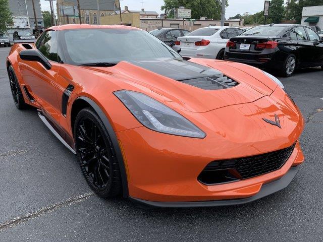 2018 Chevrolet Corvette Z06 1LZ, available for sale in Cincinnati, Ohio | Luxury Motor Car Company. Cincinnati, Ohio