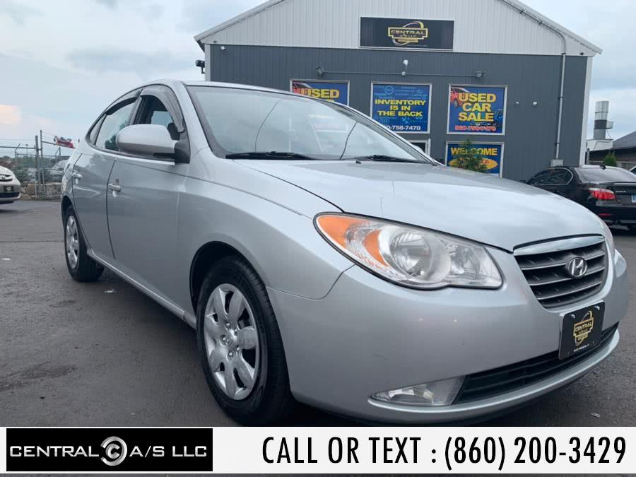 Used Hyundai Elantra 4dr Sdn Auto SE 2008 | Central A/S LLC. East Windsor, Connecticut