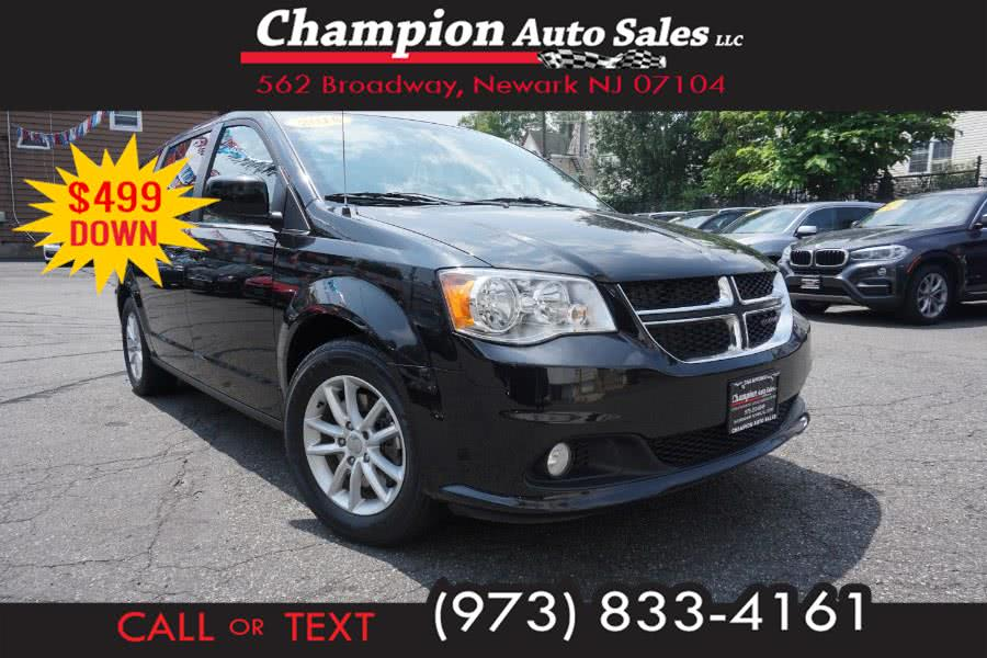 Used 2018 Dodge Grand Caravan in Newark , New Jersey | Champion Used Auto Sales 2. Newark , New Jersey