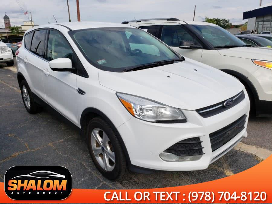 Used Ford Escape SE 4-Door 4WD SUV. 2014 | Shalom Auto Group LLC. South Lawrence, Massachusetts