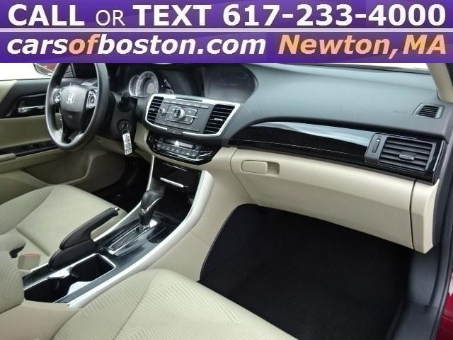 2016 Honda Accord Sedan 4dr I4 CVT LX, available for sale in Newton, Massachusetts   Jacob Auto Sales. Newton, Massachusetts