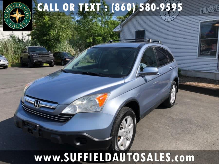 2008 Honda CR-V 4WD 5dr EX-L, available for sale in Suffield, Connecticut | Suffield Auto Sales. Suffield, Connecticut