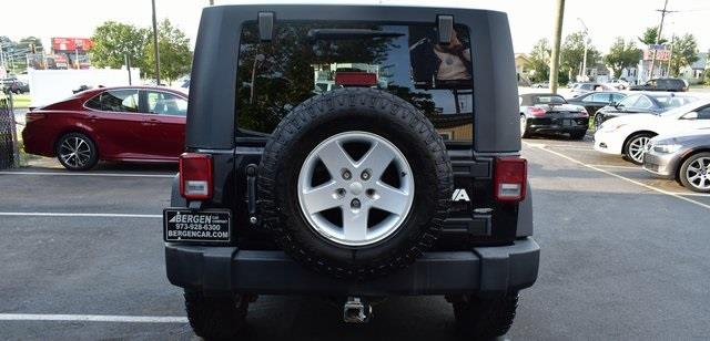 2007 Jeep Wrangler Unlimited X, available for sale in Lodi, New Jersey | Bergen Car Company Inc. Lodi, New Jersey