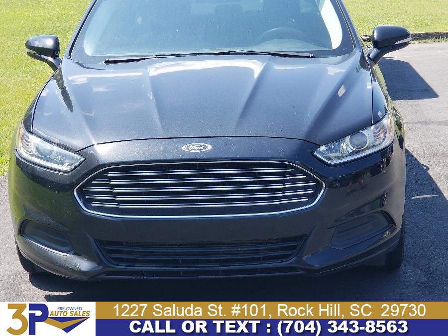 2013 Ford Fusion 4dr Sdn SE FWD, available for sale in Rock Hill, South Carolina | 3 Points Auto Sales. Rock Hill, South Carolina