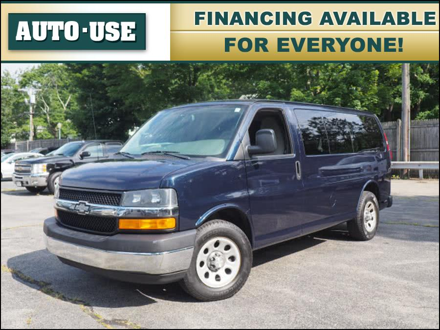 Used 2014 Chevrolet Express Passenger in Andover, Massachusetts | Autouse. Andover, Massachusetts