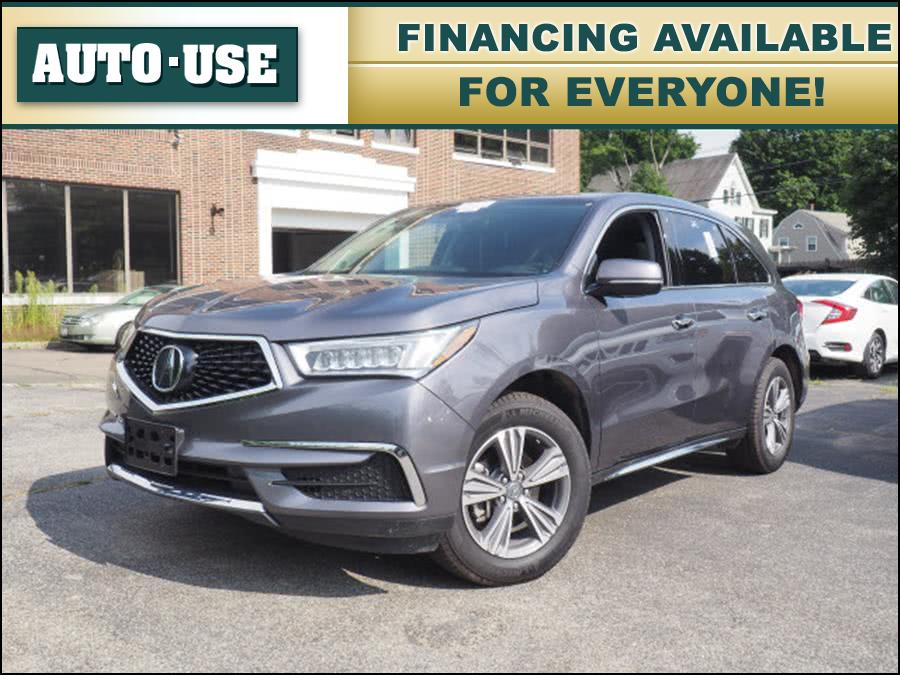 2019 Acura Mdx SH-AWD, available for sale in Andover, Massachusetts | Autouse. Andover, Massachusetts