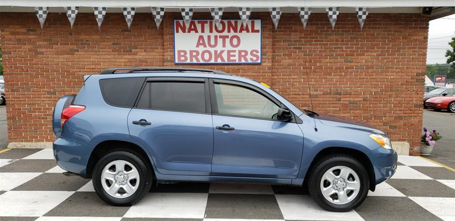 2008 Toyota RAV4 4WD 4dr V6 AT, available for sale in Waterbury, Connecticut | National Auto Brokers, Inc.. Waterbury, Connecticut