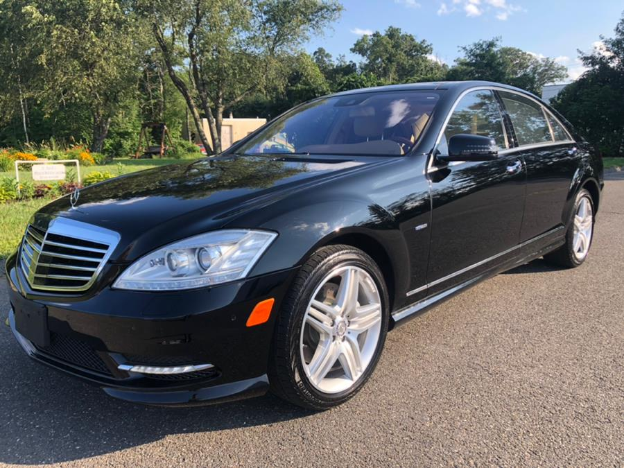 2012 Mercedes-Benz S-Class 4dr Sdn S550 4MATIC, available for sale in Agawam, Massachusetts | Malkoon Motors. Agawam, Massachusetts