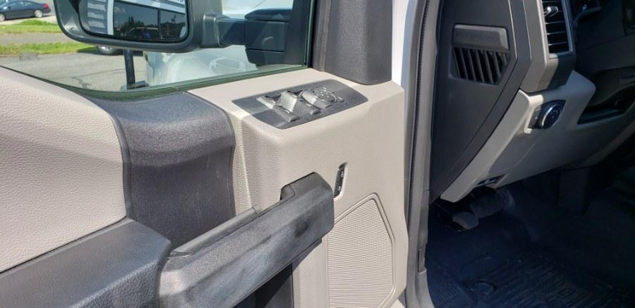 2018 Ford Super Duty F-250 SRW XL 4WD Crew Cab 8