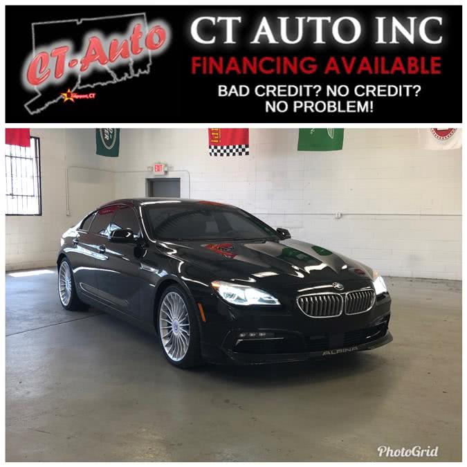 2016 BMW 650 XI 4dr Sdn ALPINA B6 xDrive AWD Gran Coupe, available for sale in Bridgeport, Connecticut | CT Auto. Bridgeport, Connecticut