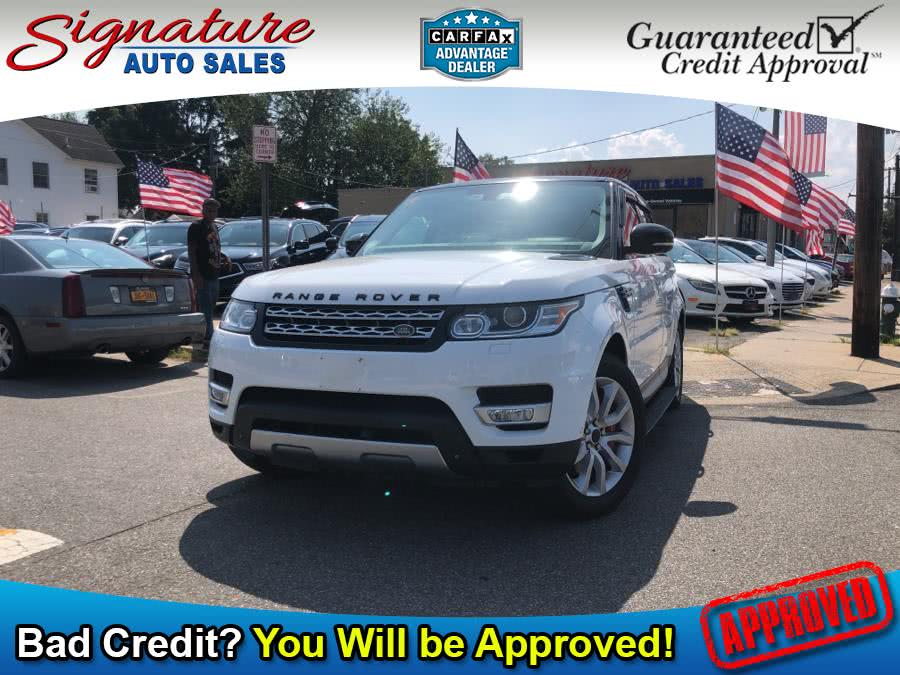 Used 2014 Land Rover Range Rover Sport in Franklin Square, New York | Signature Auto Sales. Franklin Square, New York