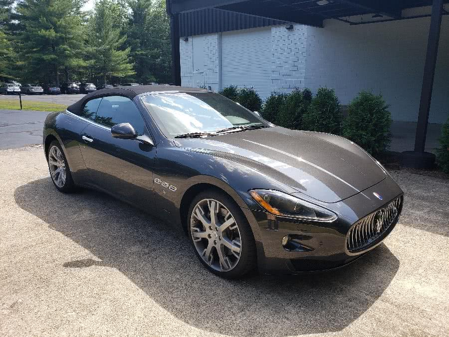 Used 2012 Maserati GranTurismo Convertible in Willimantic, Connecticut | 0 to 60 Motorsports. Willimantic, Connecticut