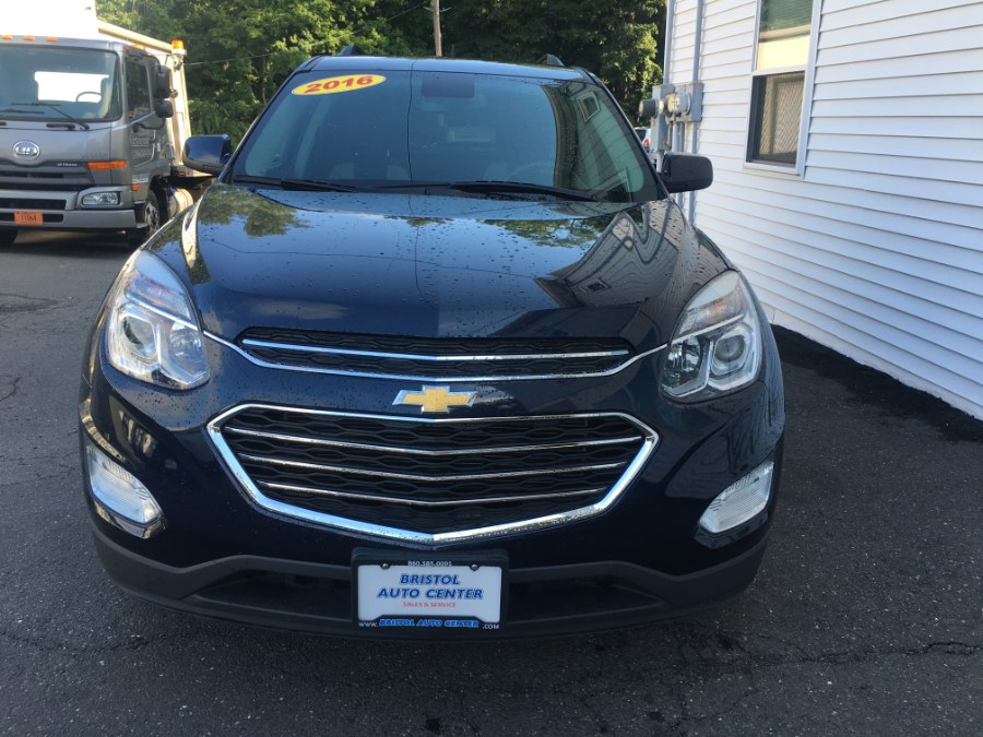 2016 Chevrolet Equinox AWD 4dr LT, available for sale in Bristol, Connecticut | Bristol Auto Center LLC. Bristol, Connecticut