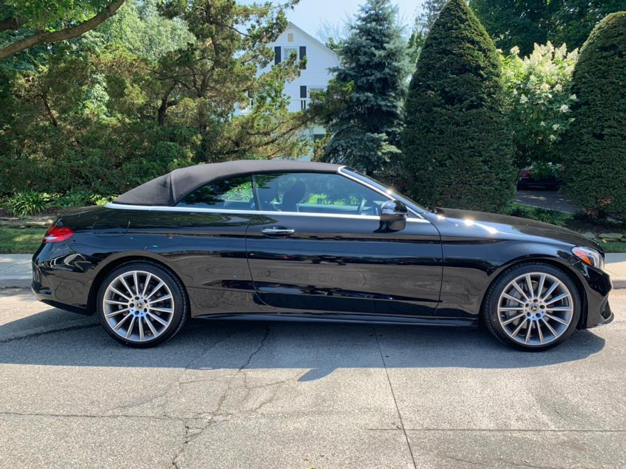 2018 Mercedes-Benz C-Class C 300 Cabriolet, available for sale in Franklin Square, New York | Luxury Motor Club. Franklin Square, New York