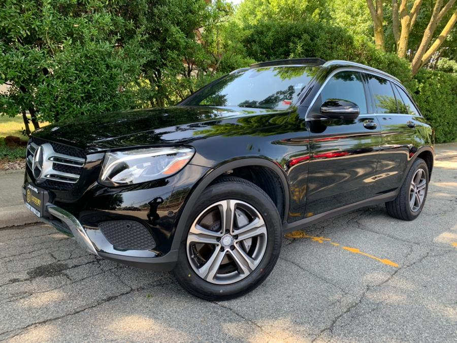 2017 Mercedes-Benz GLC GLC 300 4MATIC SUV, available for sale in Franklin Square, New York | Luxury Motor Club. Franklin Square, New York