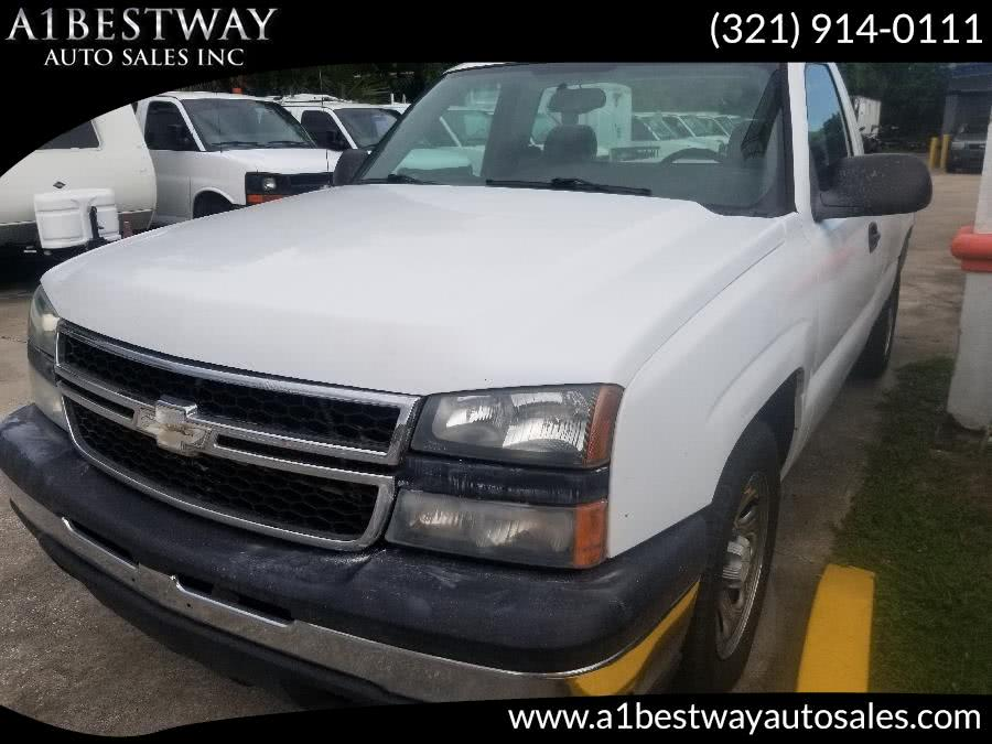 Used 2007 Chevrolet Silverado 1500 in Melbourne , Florida | A1 Bestway Auto Sales Inc.. Melbourne , Florida