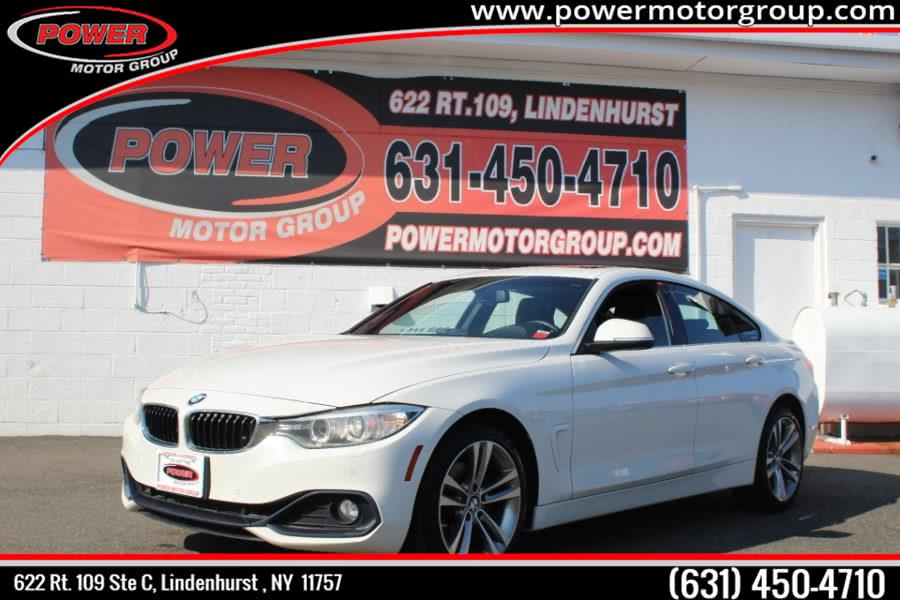 Used 2016 BMW 4 Series Sport in Lindenhurst , New York | Power Motor Group. Lindenhurst , New York