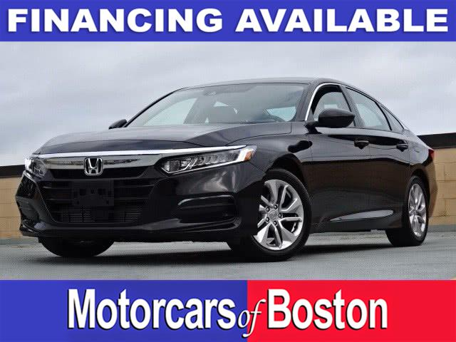 Used 2018 Honda Accord Sedan in Newton, Massachusetts | Motorcars of Boston. Newton, Massachusetts
