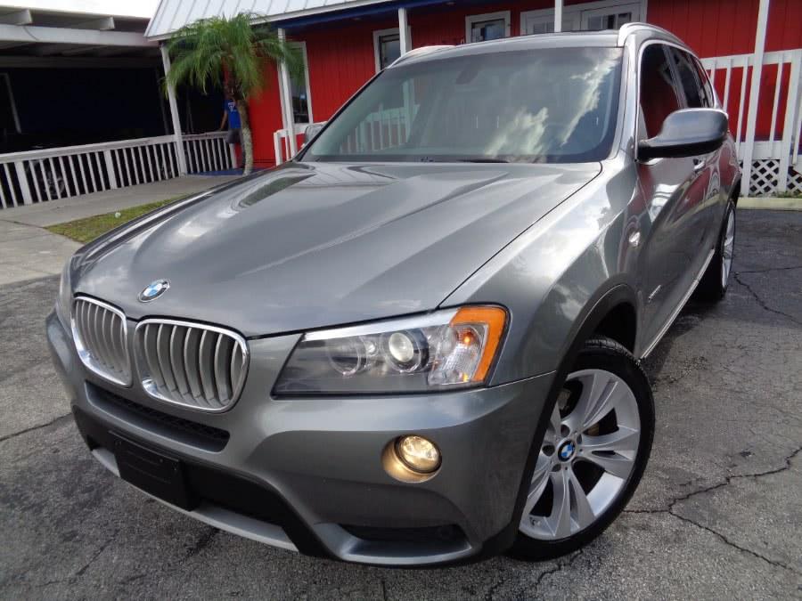 Used 2011 BMW X3 in Orlando, Florida | Rahib Motors. Orlando, Florida