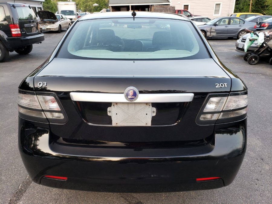 Used Saab 9-3 4dr Sdn 2008 | ODA Auto Precision LLC. Auburn, New Hampshire