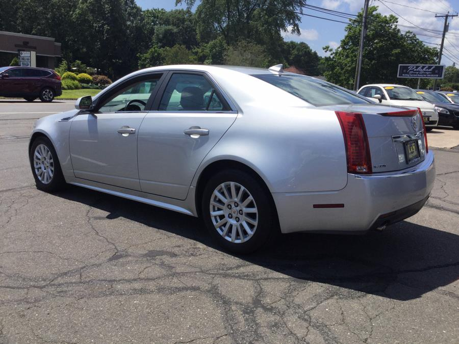 2010 Cadillac CTS Sedan 4dr Sdn 3.0L RWD, available for sale in Plantsville, Connecticut | L&S Automotive LLC. Plantsville, Connecticut
