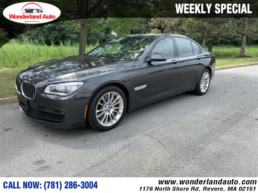 Used 2015 BMW 7 Series in Revere, Massachusetts | Wonderland Auto. Revere, Massachusetts