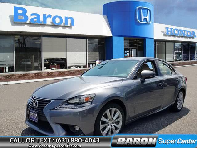 Used 2016 Lexus Is 200t in Patchogue, New York | Baron Supercenter. Patchogue, New York