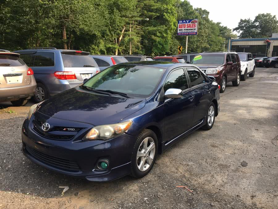Used 2011 Toyota Corolla in Springfield, Massachusetts | Bay Auto Sales Corp. Springfield, Massachusetts