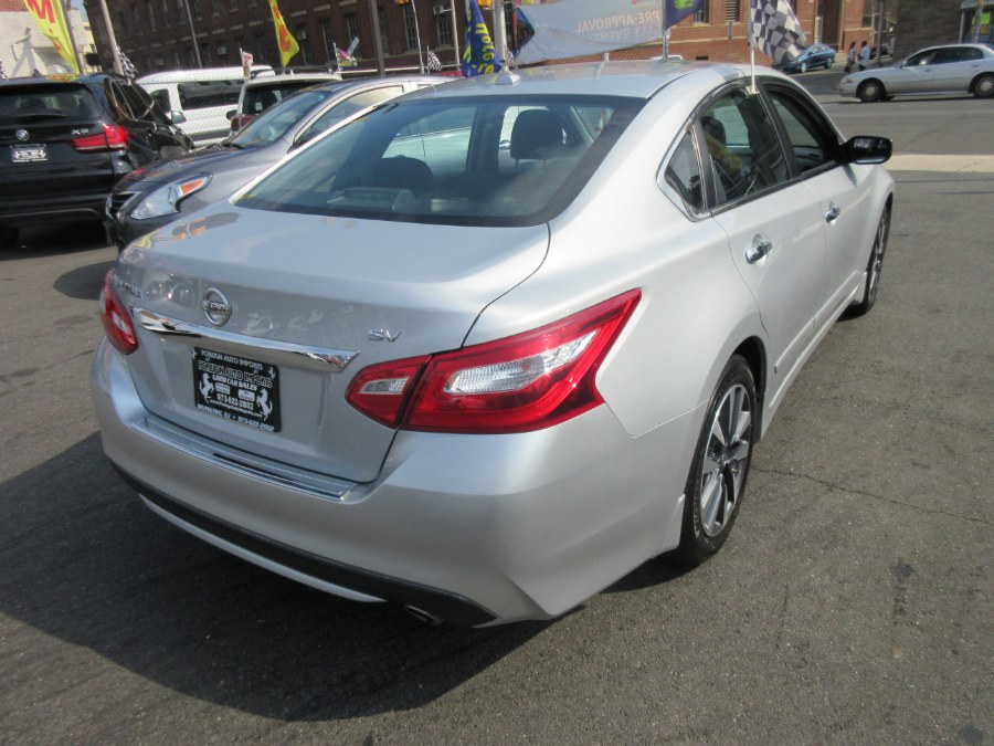 2016 Nissan Altima 4dr Sdn I4 2.5 SV, available for sale in Irvington, New Jersey | Foreign Auto Imports. Irvington, New Jersey