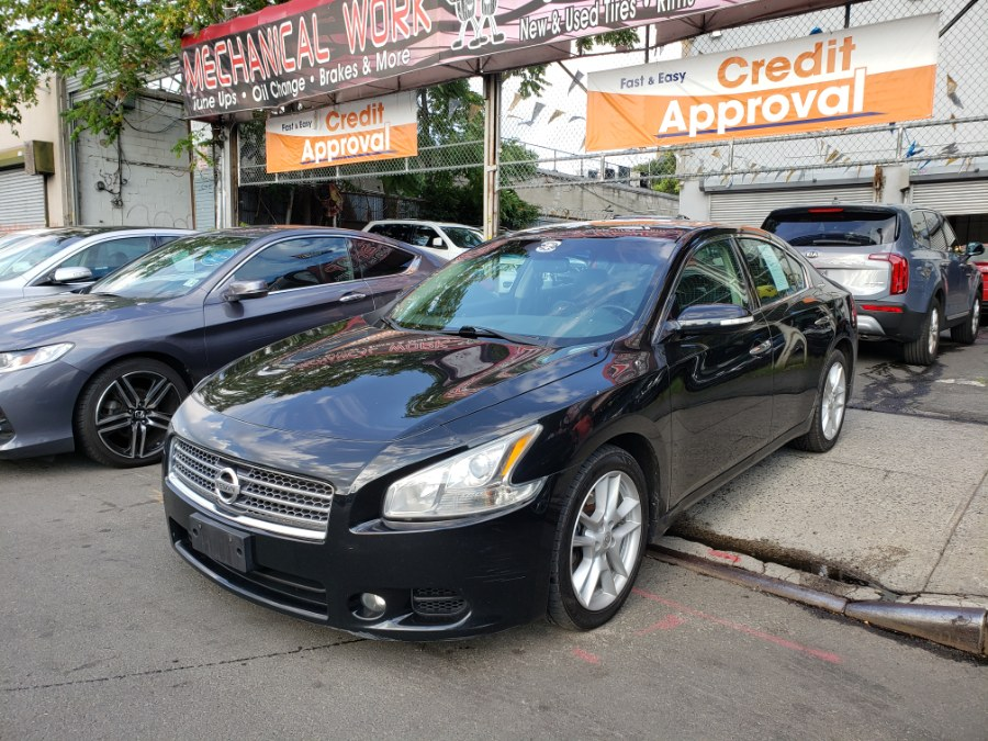 2010 Nissan Maxima 4dr Sdn V6 CVT 3.5 SV, available for sale in Brooklyn, New York | Rubber Bros Auto World. Brooklyn, New York