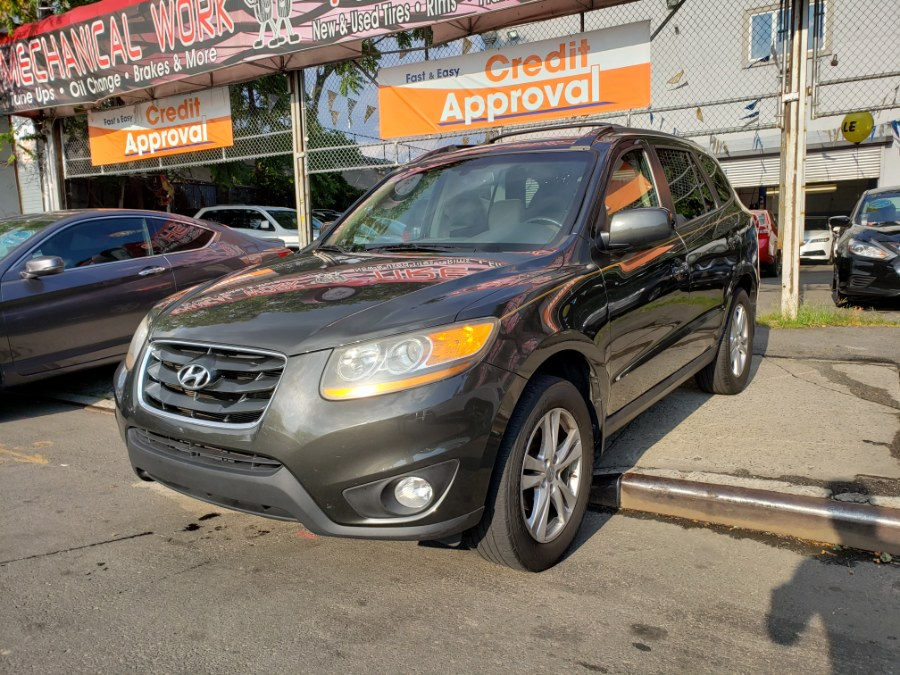 2011 Hyundai Santa Fe FWD 4dr I4 Auto Limited, available for sale in Brooklyn, New York   Rubber Bros Auto World. Brooklyn, New York