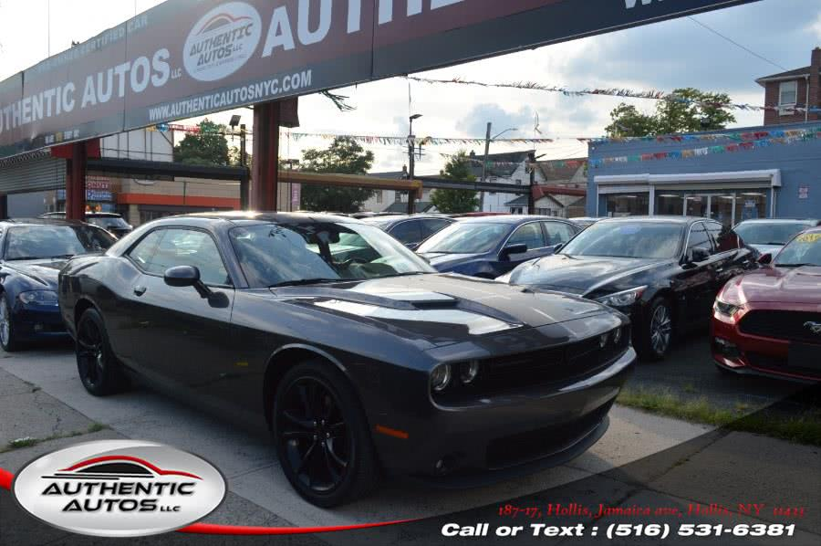 Used 2016 Dodge Challenger in Hollis, New York | Authentic Autos LLC. Hollis, New York