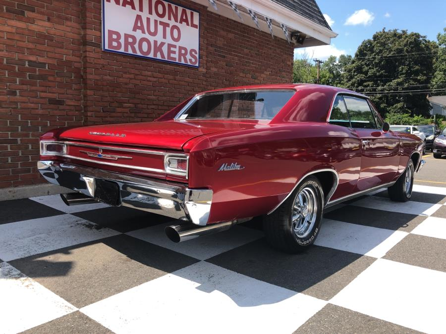 1966 Chevrolet Chevelle Malibu, available for sale in Waterbury, Connecticut | National Auto Brokers, Inc.. Waterbury, Connecticut
