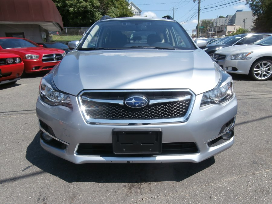 Used Subaru Impreza Wagon 5dr CVT 2.0i Sport Limited 2015 | Jim Juliani Motors. Waterbury, Connecticut