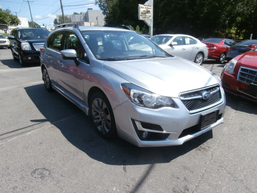 Used 2015 Subaru Impreza Wagon in Waterbury, Connecticut | Jim Juliani Motors. Waterbury, Connecticut