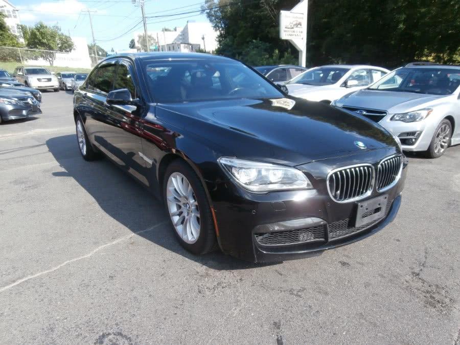 Used BMW 7 Series M Sport 2014 | Jim Juliani Motors. Waterbury, Connecticut