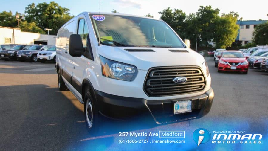 Used 2019 Ford Transit Cargo Van in Medford, Massachusetts | Inman Motors Sales. Medford, Massachusetts